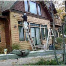Материалы для отделки деревянного дома внутри и снаружи