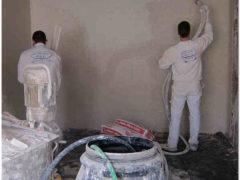 Утепление частного дома материалами на основе перлита