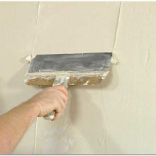 Выравнивание стен под обои и покраску шпаклевкой и гипсокартонными листами