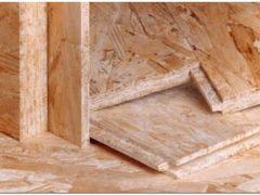Ориентированно стружечная плита: достоинства и область применения