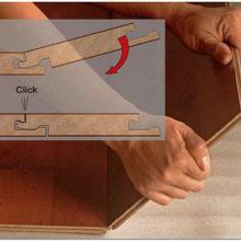 Методы, особенности и правила укладки ламината своими руками
