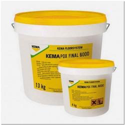 Эпоксидный наливной пол KEMAPOX FINAL 6000