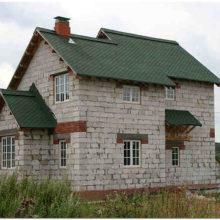 Строительство индивидуального дома из пеноблоков: достоинства и основные этапы возведения