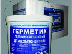 Виды строительных герметиков: назначение и специфика применения