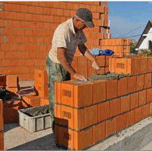 Основные виды материалов для строительства стен частного дома