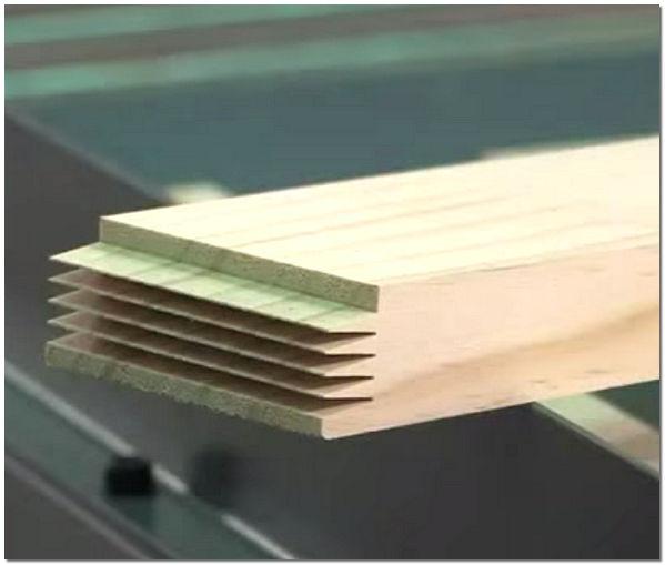 Сращивание древесины с одним шипом