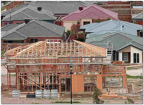 Быстрое строительство каркасных домов фото
