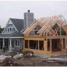 Каркасный дом: преимущества и недостатки, краткая технология возведения